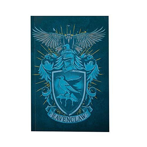 Cinereplicas Harry Potter - Cuaderno Ravenclaw 120p - Licencia Oficial