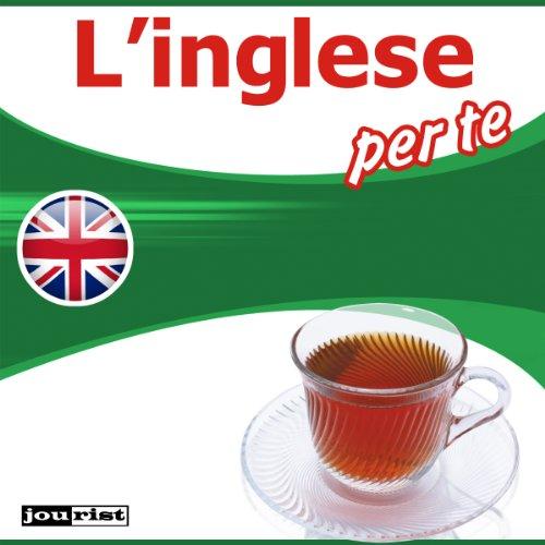 L'inglese per te audiobook cover art