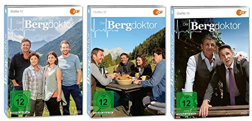 Der Bergdoktor Staffel 11-13 (11+12+13, 11 bis 13) [DVD Set] Folgen 96-119