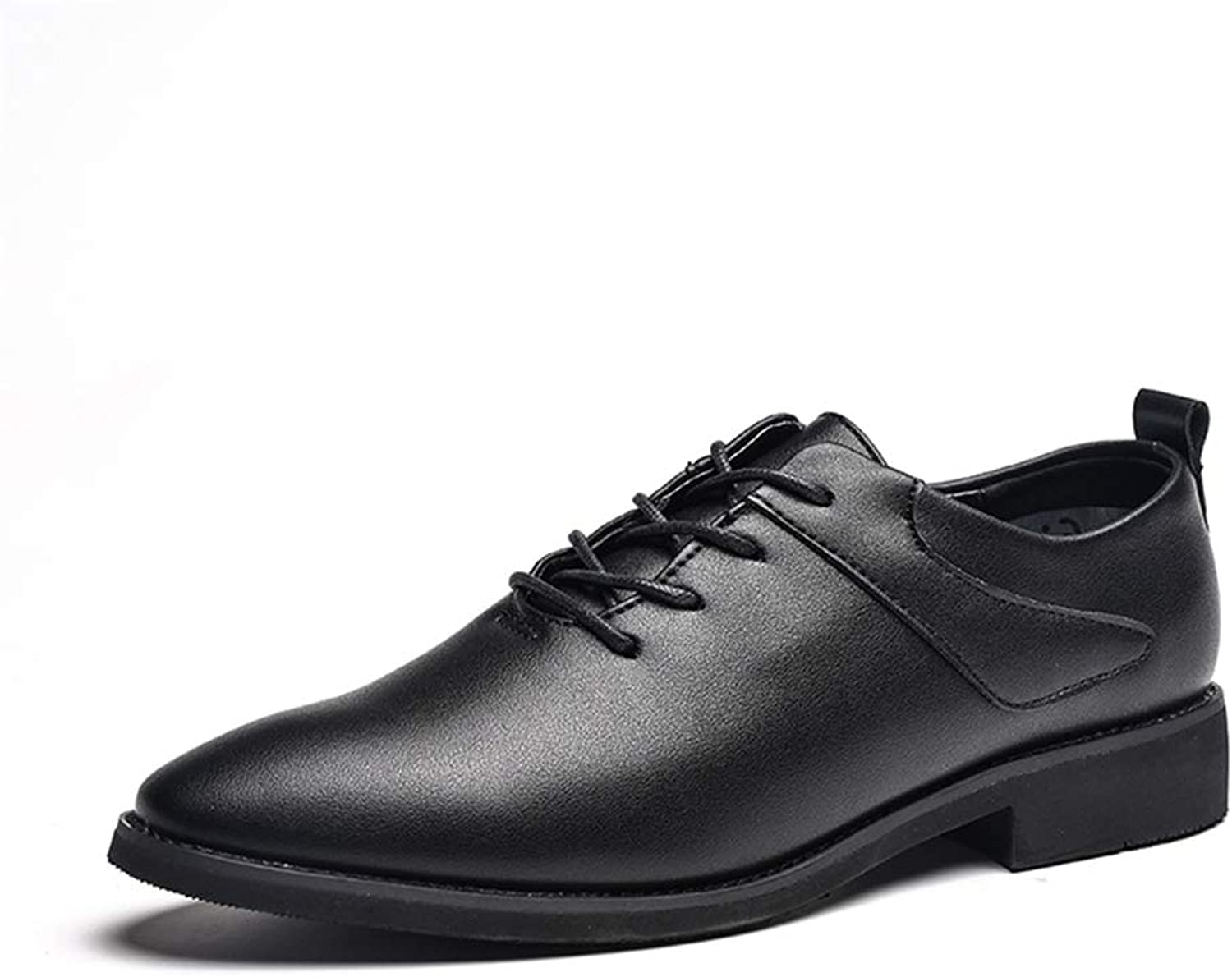 XIANGBAO-Personality Men's Fashion Business Oxford Casual Simple Classic Design Pointed Toe Formal shoes