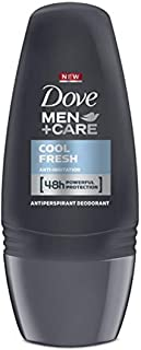 Dove Men Antiperspirant Roll On Deodorant, Cool Fresh, 50ml