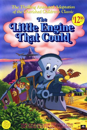 Movie Posters The Little Engine That Could - 11 x 17