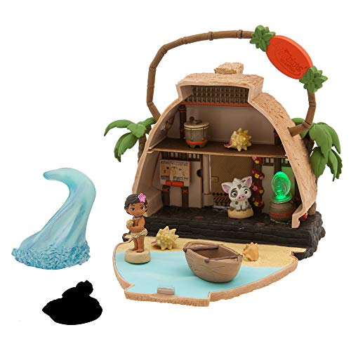 Disney Animators' Collection Motunui Island Surprise Feature Playset - Moana