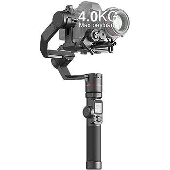 FeiyuTech AK4000 estabilizador de cámara de 3 Ejes para cámara ...