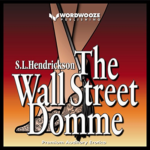 The Wall Street Domme audiobook cover art
