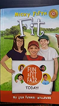 Paperback Nicky Fifth Fit- Fun & Fit Fair Today! Book