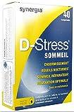 D-Stress SLEEP Hecho de amapola y magnesio de California Actúa contra los despertares nocturnos...