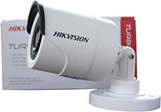 Hikvision DS-2CE16D1T-IR IR Bullet Camera,HD1080P CCTV Outdoor,White,2.8MM 3.6MM