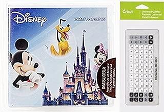 Cricut Mickey & Friends Cartridge + Universal Keypad Overlay