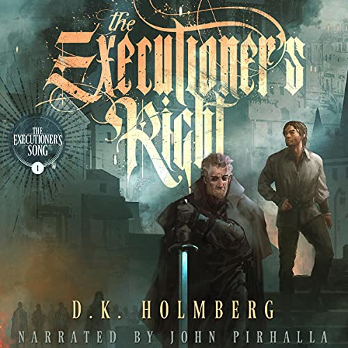 The Executioner's Right cover art