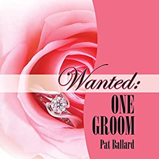Wanted: One Groom audiobook cover art