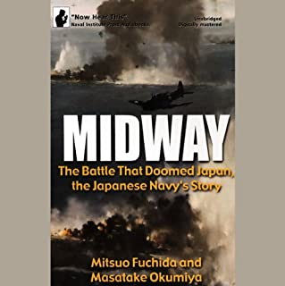 Midway audiobook cover art