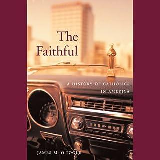 The Faithful audiobook cover art