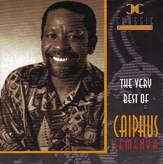 Very Best of Caiphus Semenya
