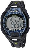 Timex Unisex TW5M07900 Ironman Sleek 50 Full-Size Gray/Blue Resin Strap Watch