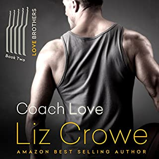 Coach Love audiobook cover art