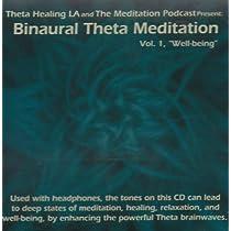 Vol. 1-Binaural Theta Meditations Well-Being