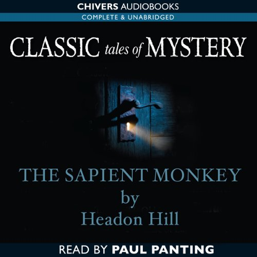 Classic Tales of Mystery: The Sapient Monkey copertina