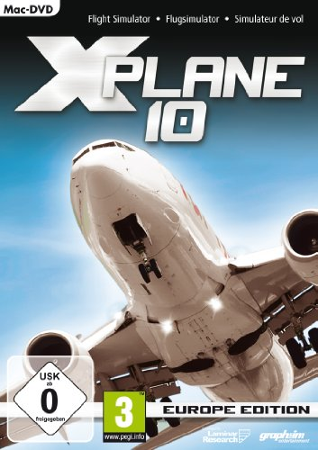 X-Plane 10: Europe Edition (Mac)
