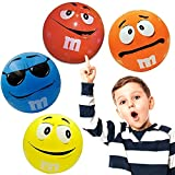 Inflatable Colorful Beach Ball Set, Swimming Pool Floats floatie for Summer...