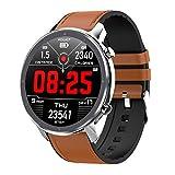 jpantech Smartwatch,Fitness Watch Uhr Voller Touch Screen Fitness Uhr IP68 Wasserdicht Fitness...