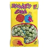 Cerdán Ramzy Fizzy Gum Mojito Chupa Caramelos Palo Bolsa 200 Unidades de 8.5 g