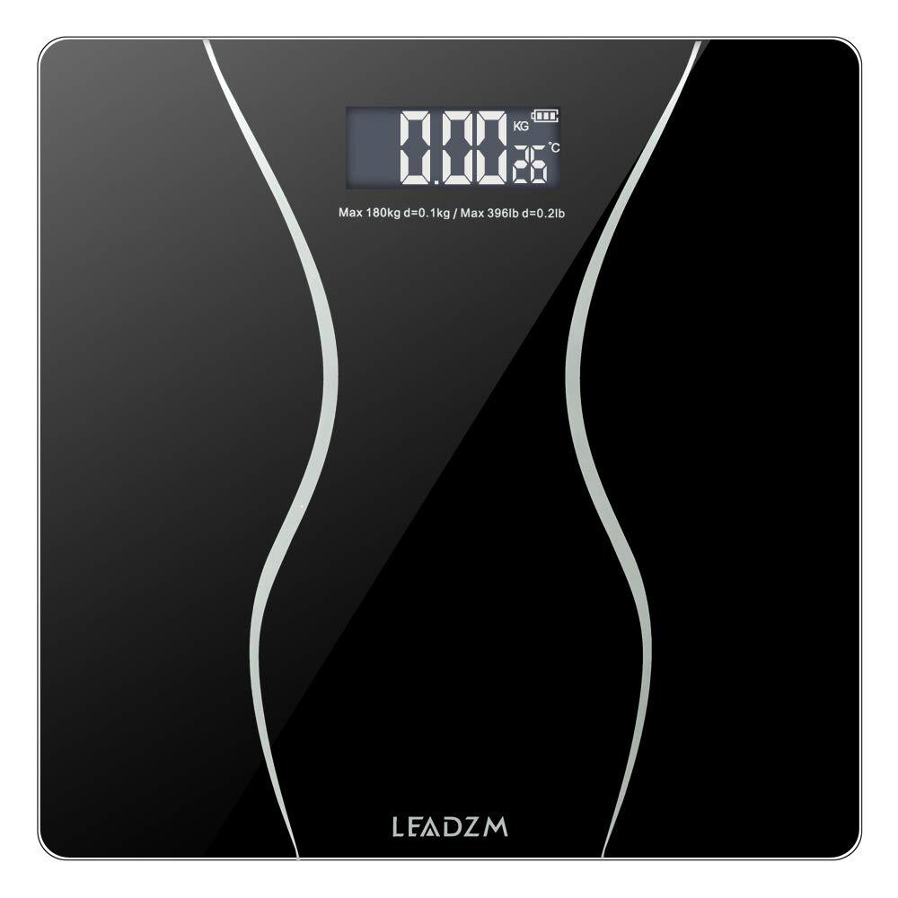 DUDNJC Smart Digital Body Weight LCD 5 ☆ popular Display with quality assurance Bathroom Scale