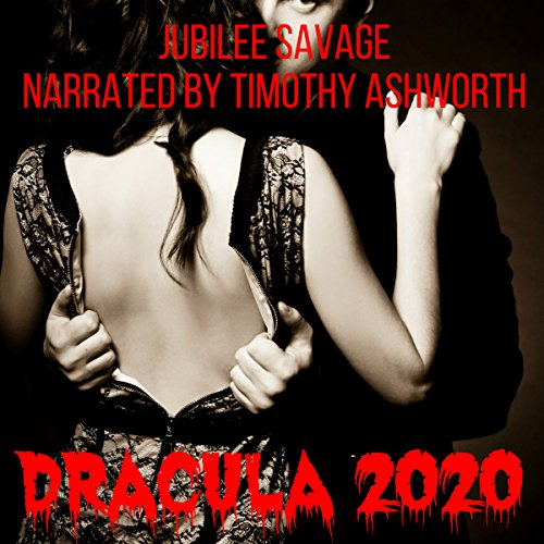 Dracula 2020 audiobook cover art