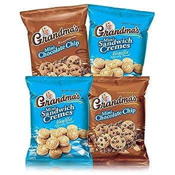 Grandma s Mini Cookies 2 Flavor Variety Pack of 30