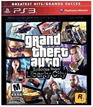 Grand Theft Auto: Episodes From Liberty City Greatest Hits