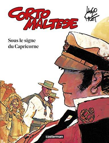 Corto Maltese Couleur, Tome 2 : Sous le signe du Capricorne (Nouvelle édition 2015)