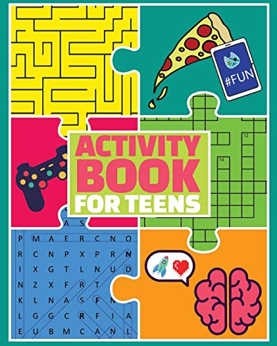 Compare Textbook Prices for Activity Book for Teens: Puzzle Book and Brain Teasers for Teenagers  ISBN 9798648049765 by Global Peach