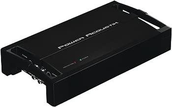 POWER ACOUSTIK RZ4-1200D Razor Series Full-Range & Monoblock Class D Amp (4 Channels, 1,200 Watts max, 100 Watts x 4 @ 4ohm ) electronic consumer