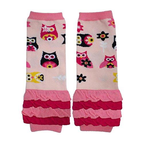 baby leg warmers with ruffles