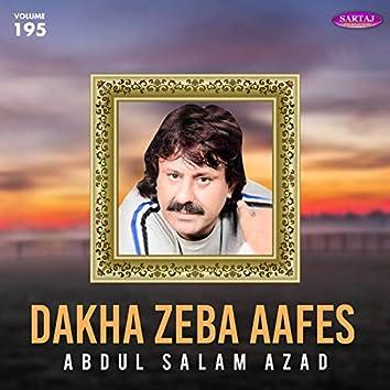 Dakha Zeba Aafes, Vol. 195