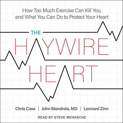 The Haywire Heart audiobook cover art