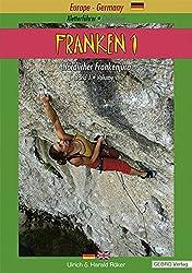 Kletterführer Nördlicher Frankenjura (Band 1)