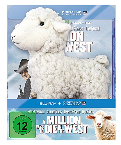 A Million Ways to Die in the West (inkl. Digital Ultraviolet) [Blu-ray]