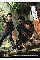 The Art of The Last of Us Capa dura