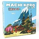 Pandasaurus PAN201904 Machi Koro Legacy, gemischte Farben