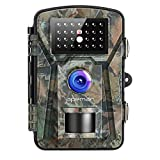 APEMAN 16MP 1080P Trail Wildlife Camera Trap with Infrared Night Vision up to