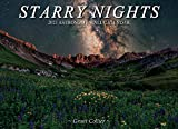 Starry Nights 2021 Astronomy Wall Calendar (Images of the Milky Way, northern lights, meteor showers, and more)