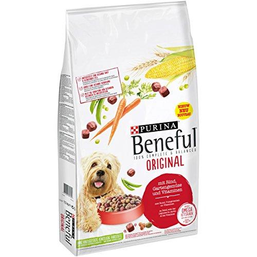 Beneful Original Hundetrockenfutter mit Rind und Gemüse, 7,5 kg