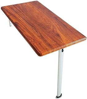 XHCP Table Pliante Table Murale Drop-Leaf Table Murale Pliante Bureau Cuisine Table À Manger Ordinateur Poste de Travail E...