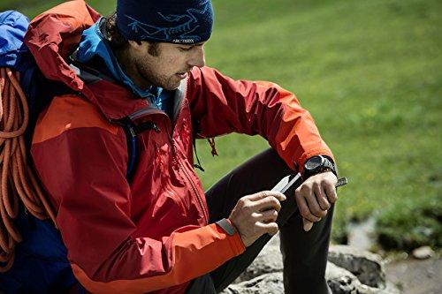 Suunto AMBIT3 Peak Montre GPS Mixte Adulte, Noir, Sans ceinture émettrice de fréquence cardiaque