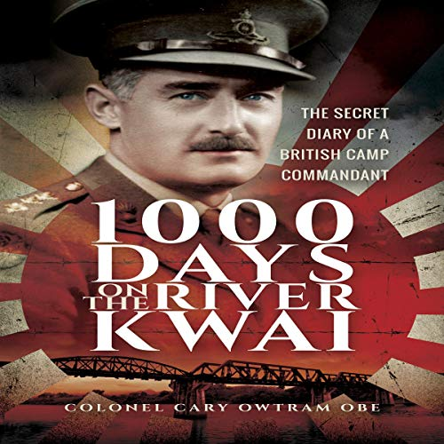 1000 Days on the River Kwai cover art