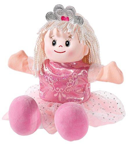 Heunec 395 077 - Mano Princesa títere Estilo Poupetta, Color de Rosa