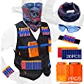 Kids Tactical Vest kit for Series Apply to the N-strike Christmas gifts for children