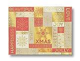 LAHAYE Beauty Adventskalender'BEAUTIFUL X-MAS' 2021, 24 hochwertige Produkte, Geschenkset