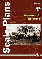 Messerschmitt Bf 109 E 1/24 (Scale Plans)